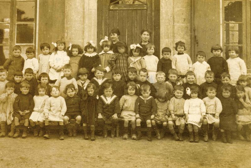 ecole maternelle la teste de buch 1918