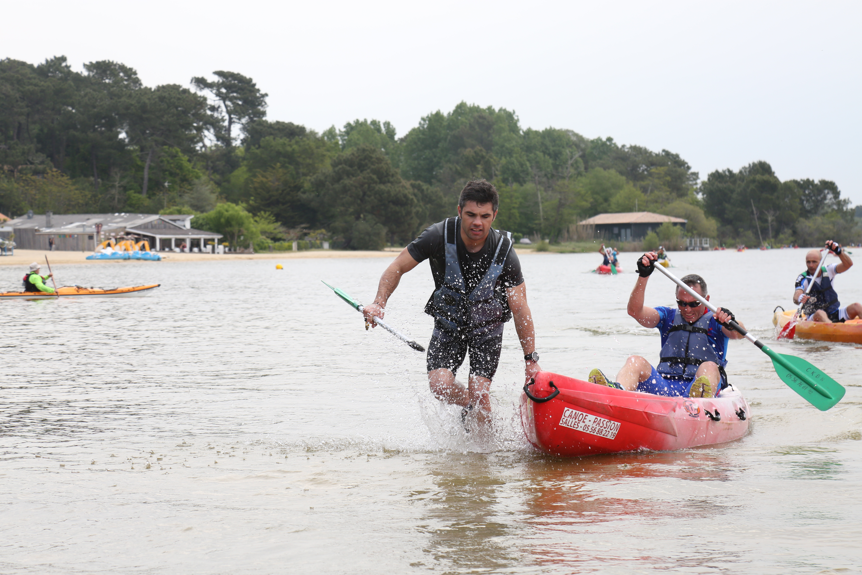 Raid canoe