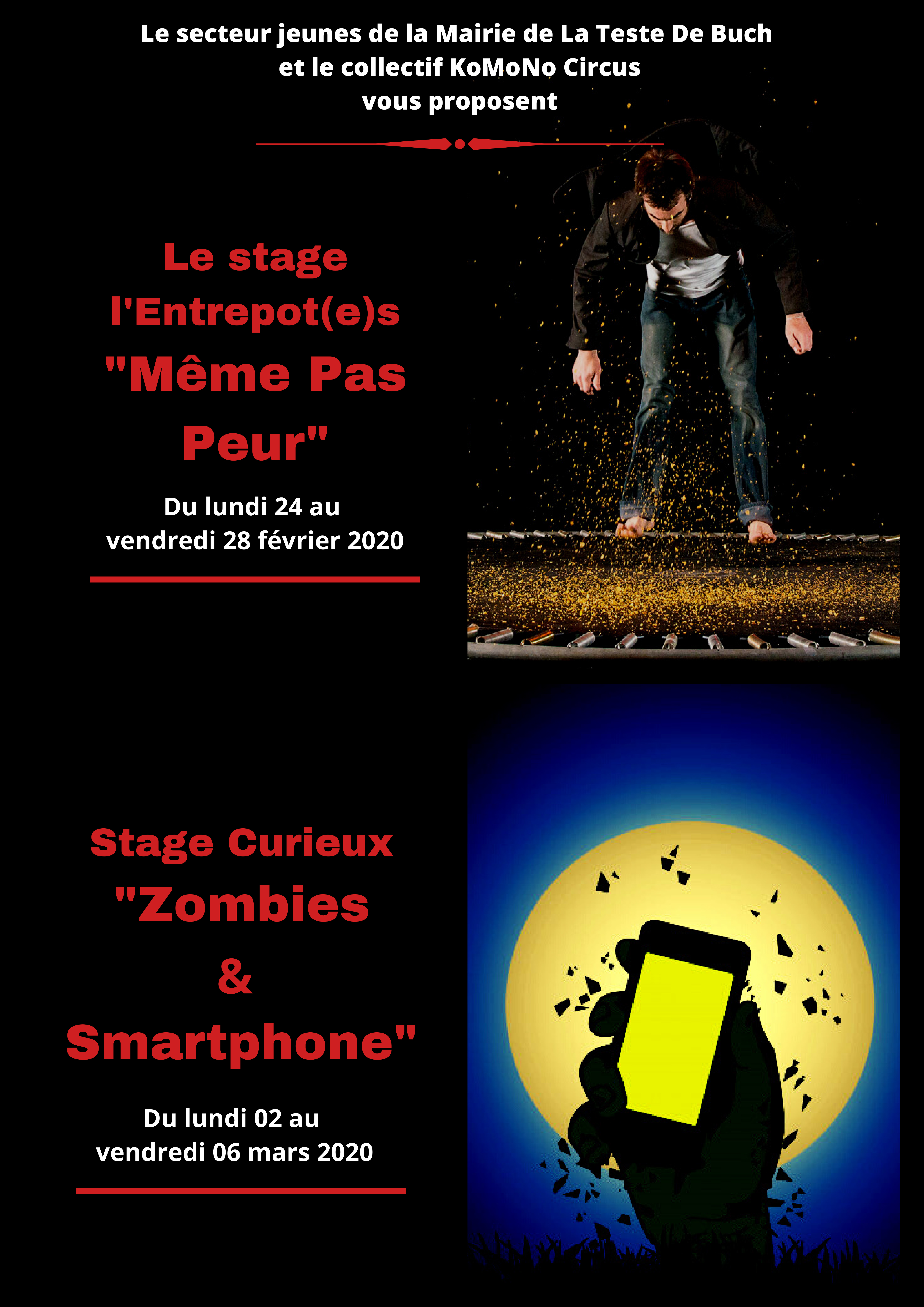 Stage Curieux