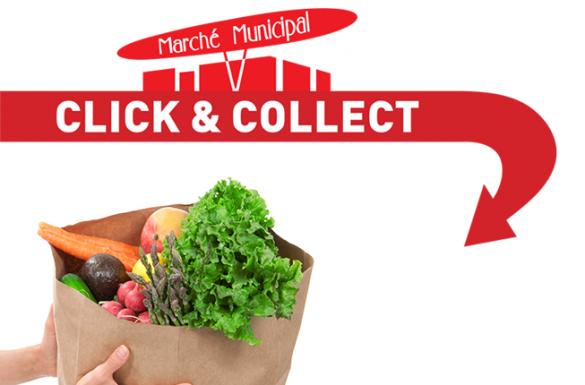 Click & Collect au Marché Municipal