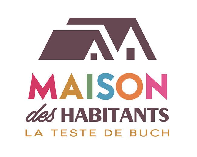 logo maison des habitants