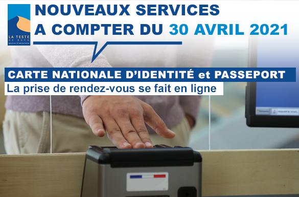 Carte Nationale d'identité et passeport : vous pouvez effectuer vos demandes en Mairie