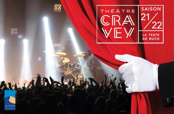 Théâtre Cravey : lancement de la saison culturelle 2021/2022