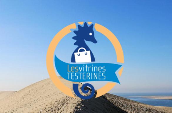 lesvitrinestesterines.fr : un nouveau site des commerçants